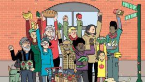 supermarché coopérative