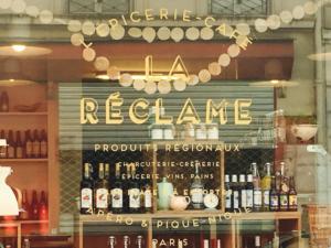 La Réclame restaurant