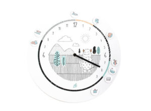 horloge formidable
