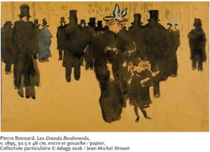 Bonnard oeuvre crowdfunding