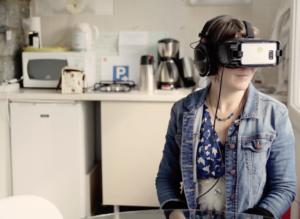 Quand la réalité virtuelle remplace la morphine