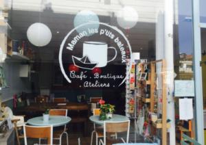 café poussette Nice