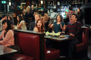bar communautaire how i met your mother