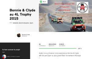 Rallye solidaire : réussir sa collecte de crowdfunding