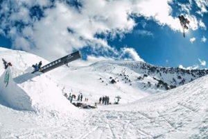 Sacha Moretti snowboard