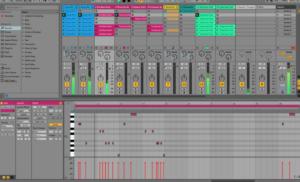 Ableton live séquenceur