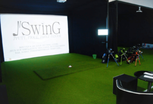j'swing simulateur golf
