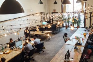 coworking travail