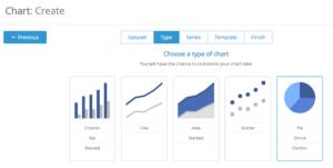 outils faire des graphiques