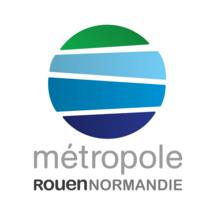 métropole rouen logo
