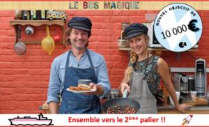Le bus magique Lille