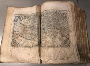 Atlas de Mercator et Hondius