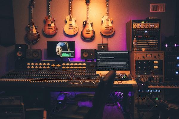 Studio musique